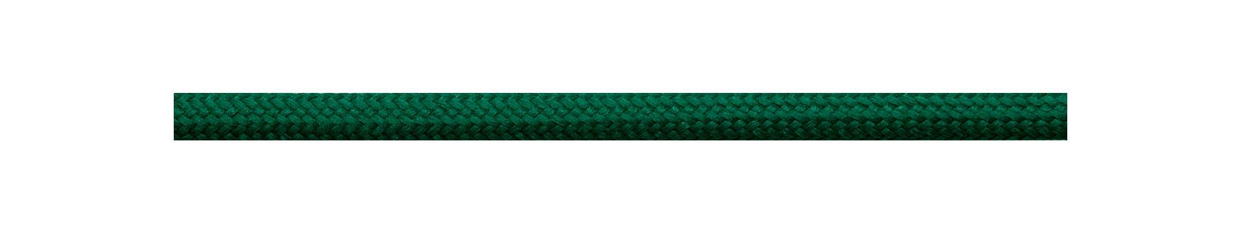Textilkabel Grün