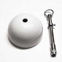 Baldachin - Porzellan weiß