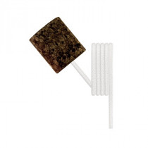 NUD Cork Soil - Baldachin Kork dunkelbraun