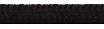 Textilkabel Schwarz