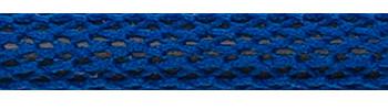 Textilkabel Blau Netzartiger Textilmantel