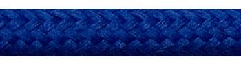 Textilkabel Blau