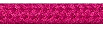 Textilkabel Kirschrot
