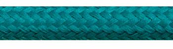 Textilkabel Türkis