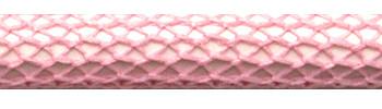Textilkabel Pastellrosa Netzartiger Textilmantel