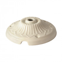 Canopy - Porcelain Decor White