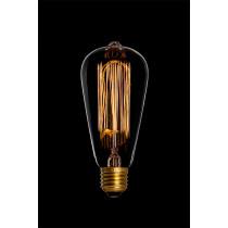 Deco Bulb Edison E27 60W