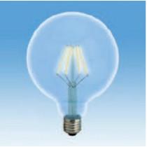 Globe LED Filament E27 2W 4W