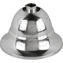 Canopy – Metal Cone Shape Silver