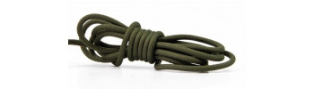 Textile Cable Dark Green
