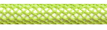 Textile Cable Light Green Netlike Covering