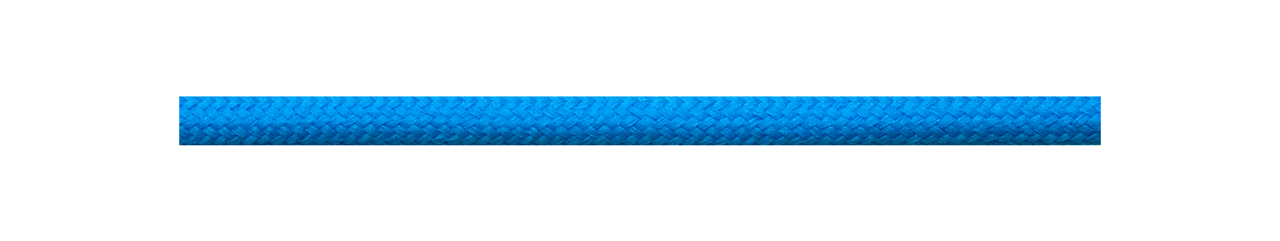 Textile Cable Blue-Turquoise