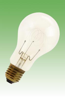 Deco Bulb Carbon Filament E27 60W