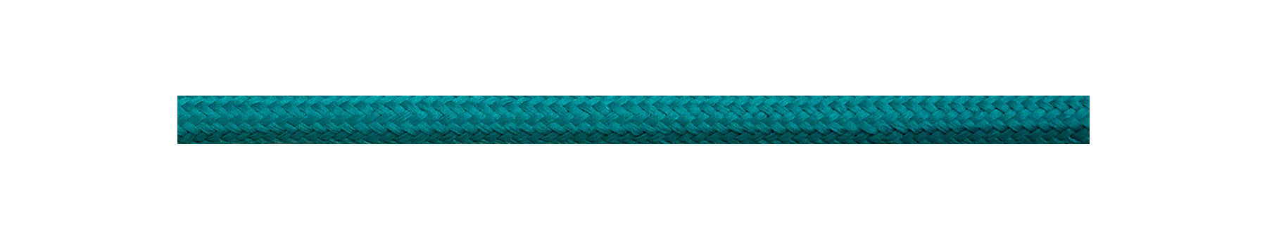 Textile Cable Turquoise