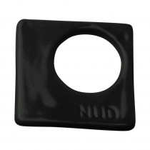 NUD accessory Square Black