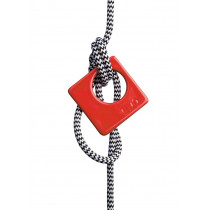 NUD accessory Square Red