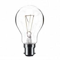 Standard Bulb Clear B22 40W 100W