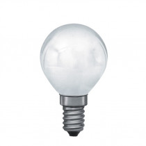 Ball Bulb Frosted E14 8W