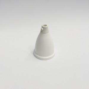 Canopy - Plastic Cone Shape Small White