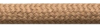 Textile Cable Beige