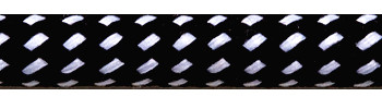Textile Cable Black-White Spots