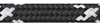Textile Cable Black-White