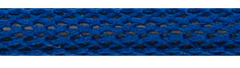 Textile Cable Blue Netlike Textile Covering