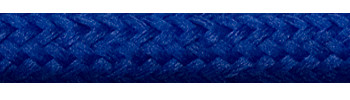 Textile Cable Blue
