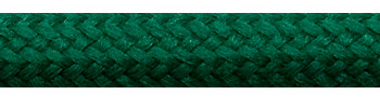 Textile Cable Green