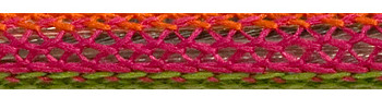 Textile Cable Happy Stripe Netlike Textile Covering