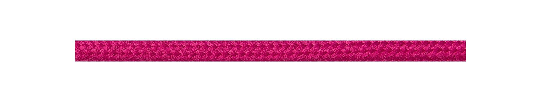 Textile Cable Cerise