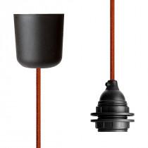 Pendant Lamp Plastic Copper