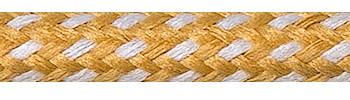 Textile Cable Nougat-White Spots