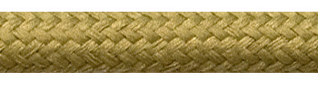 Textile Cable Olive Green