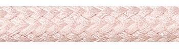 Textile Cable Pastel Pink