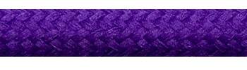 Textile Cable Purple