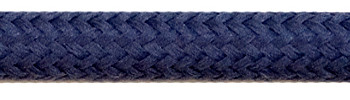 Textile Cable Steel Blue