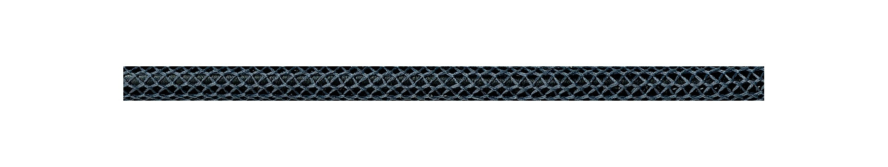 Textile Cable Dark Grey Netlike Textile Covering