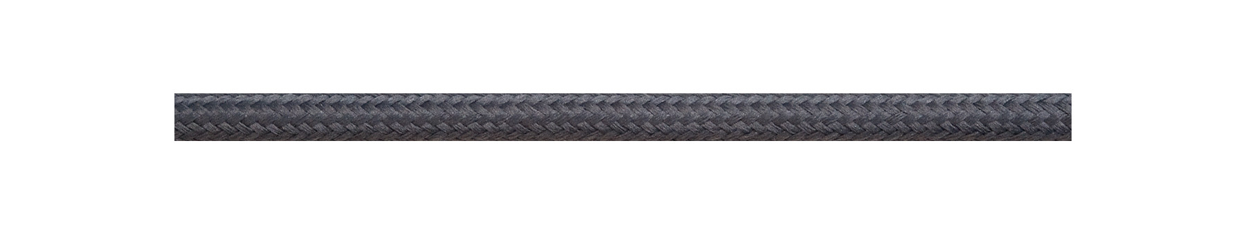 Textile Cable Dark Grey