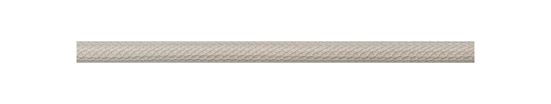 Textile Cable Off White Netlike Textile Covering