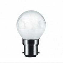 Ball Bulb Frosted B22 25W 40W 60W