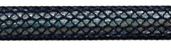 Textile Cable Black Netlike Textile Covering