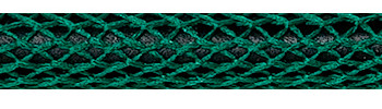 Textile Cable Green Netlike Textile Covering