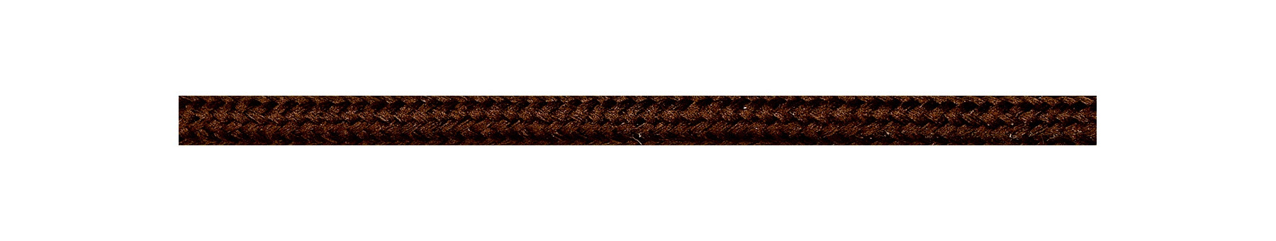 Textile Cable Brown