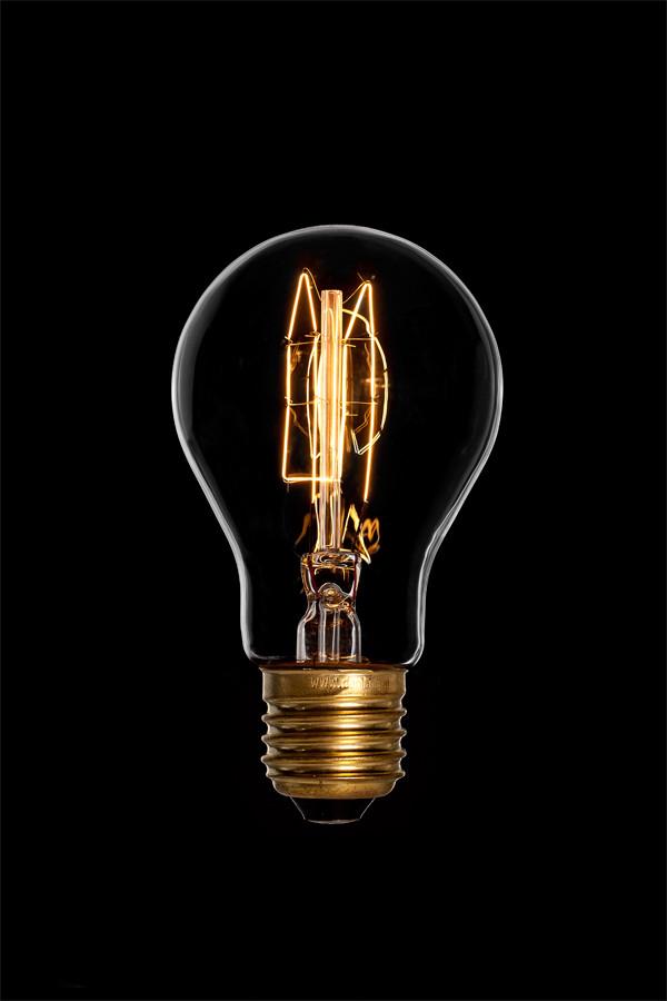 Deco Bulb Exteriør E27 20W 33W 60W