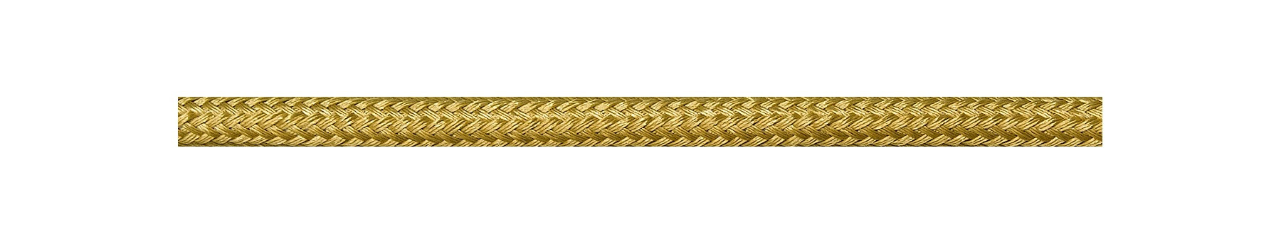 Textile Cable Gold