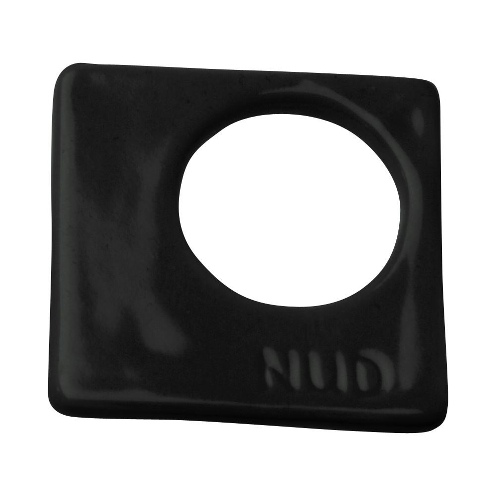 NUD accessory Square Black