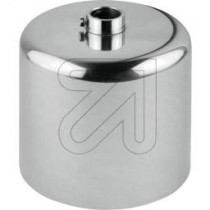 Canopy – Metal Cylinder Shape Silver