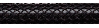 Textile Cable Black Netlike Textile Covering