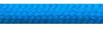 Textile Cable Blue-Turquoise